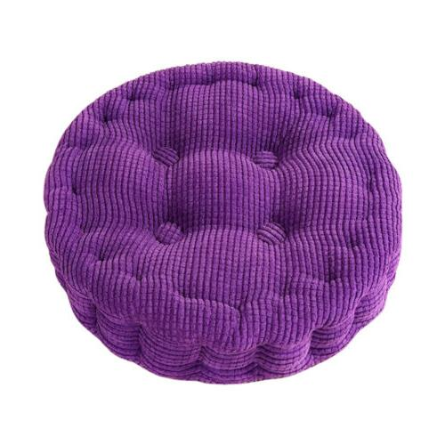 """Chair 3"""" Thick Corduroy Patio Mat"""
