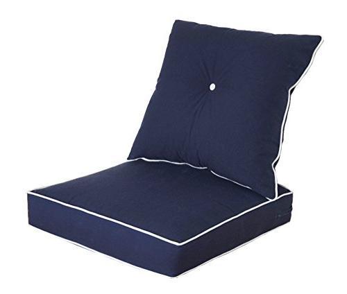 chair cushion patio deep seat