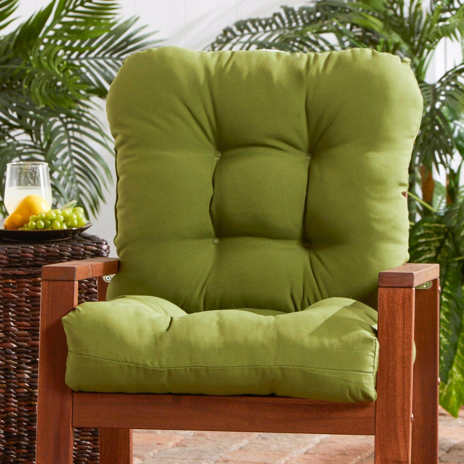 "Chair Cushion High Outdoor 42"" Cushions"