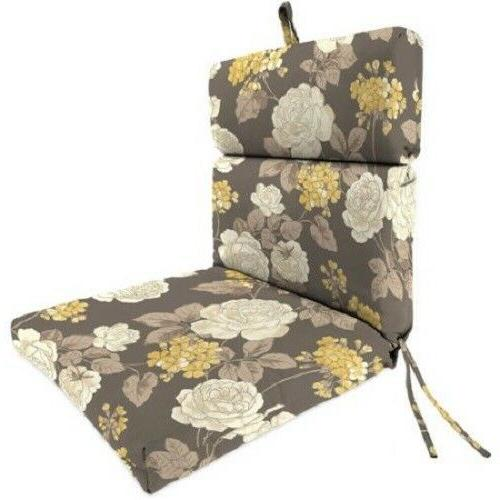 Chair Cushion Outdoor Home Dining Patio Furniture