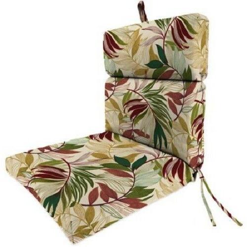 Chair Cushion Seat Outdoor Garden Dining Patio Furniture