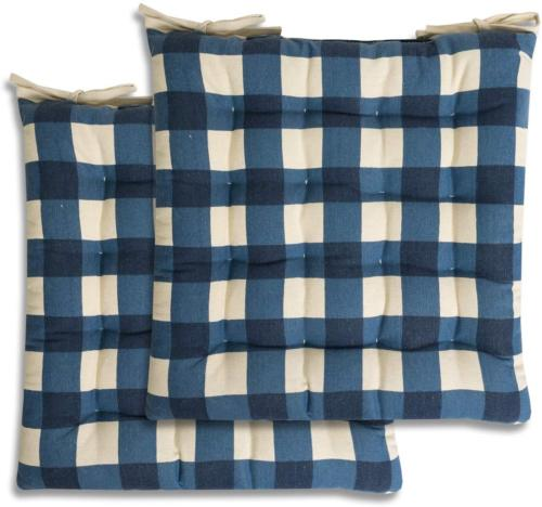 Sweet Home Collection Chair Cushion Seat Pads Indoor/Outdoor