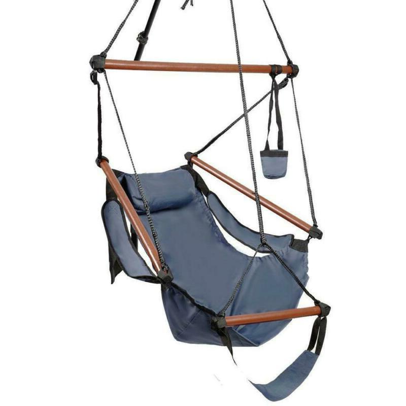 Chair Hammock Seat Garden Cotton Summer