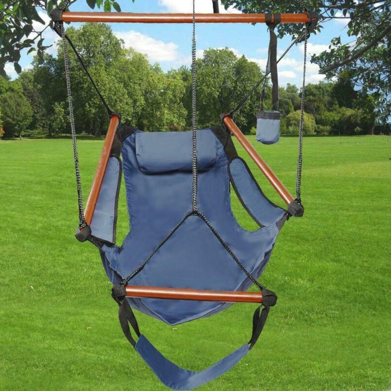 chair hammock seat cushion garden cotton outdoor