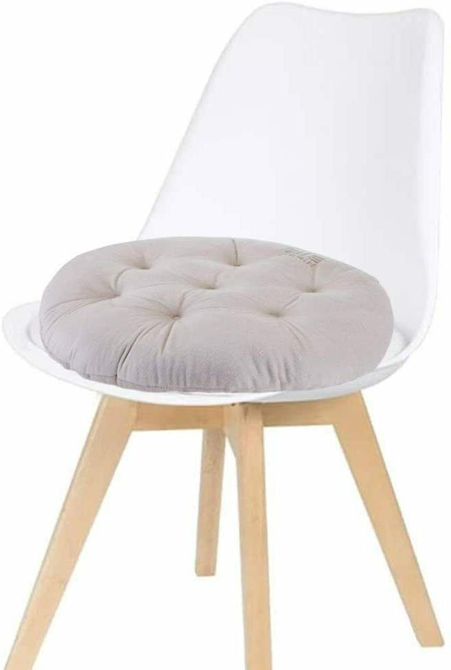 Chair Ties, Soft Round Chair Pillow