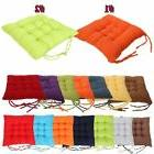 Chair Seat Pads Cushions Patio Home Kitchen Office Indoor Ou