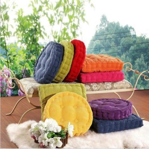 Tatami Cushion Round Straw Mat Chair Seat Pad Pillow Round F