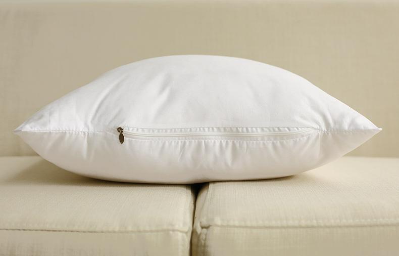 Classic Pure <font><b>Cushion</b></font> Soft Head Pillow PP Filler Customized