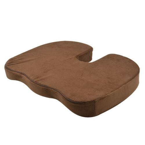 Coccyx Foam Seat Chair Car