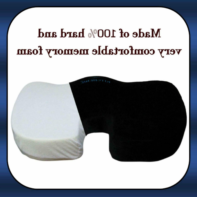 Coccyx Orthopedic Office Chair Car Seat Cushion &