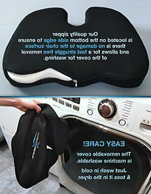 Xtreme Comforts Orthopedic Memory Foam Seat - Original