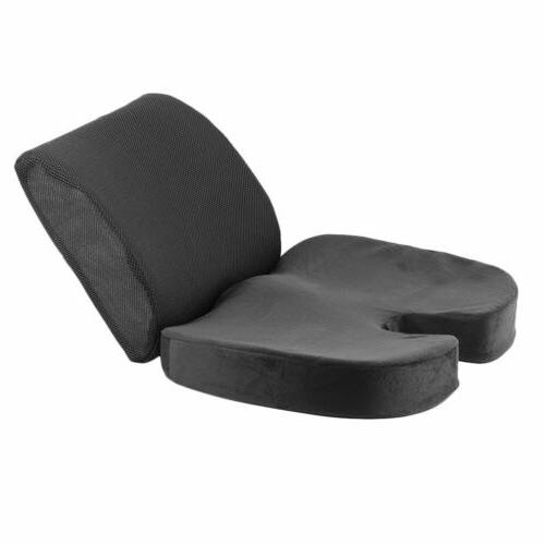 Coccyx Orthopedic Memory Seat Car Pain Relief