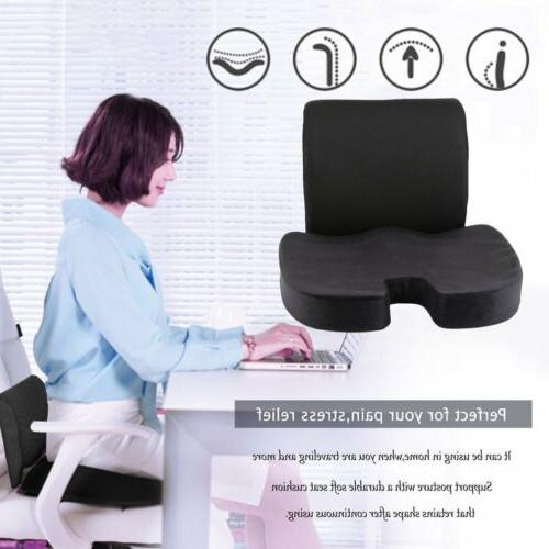 Coccyx Orthopedic Memory Seat Car Seat Back Pain Relief