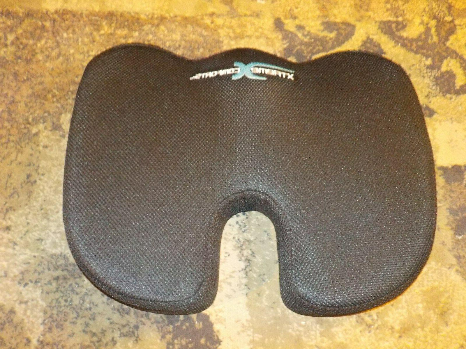 coccyx orthpedic seat cushion by