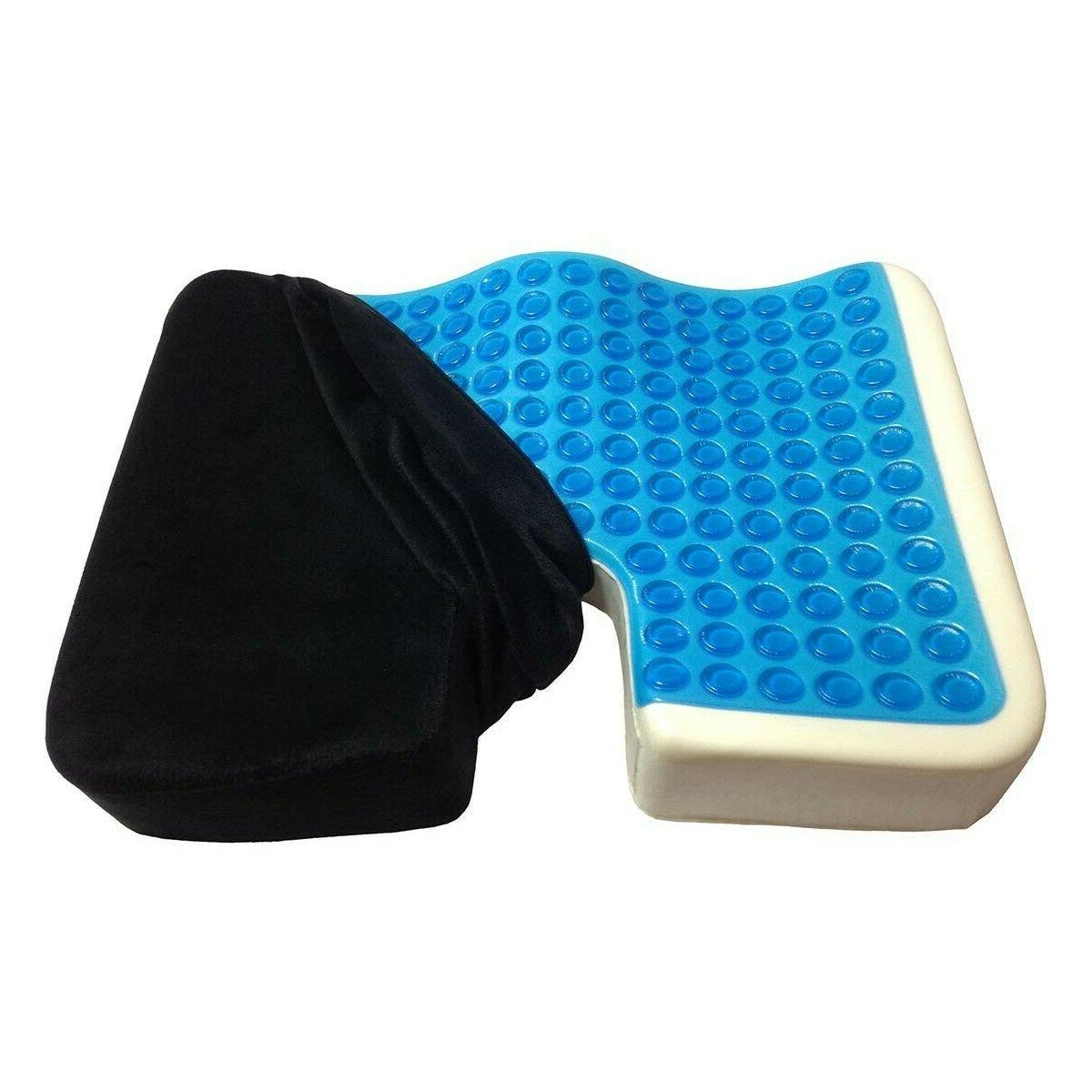 Coccyx Pillow Tailbone Cushion Pain Relief Orthopedic Memory