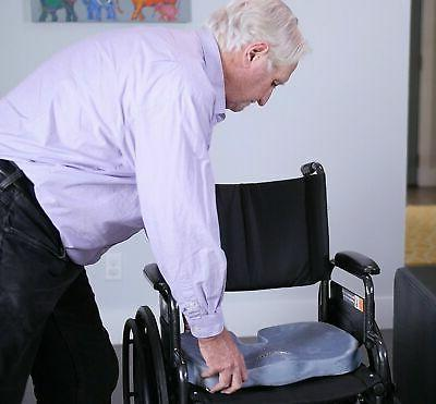 Aylio Coccyx Seat | Support, Tailbone and Sciatica Pain Was
