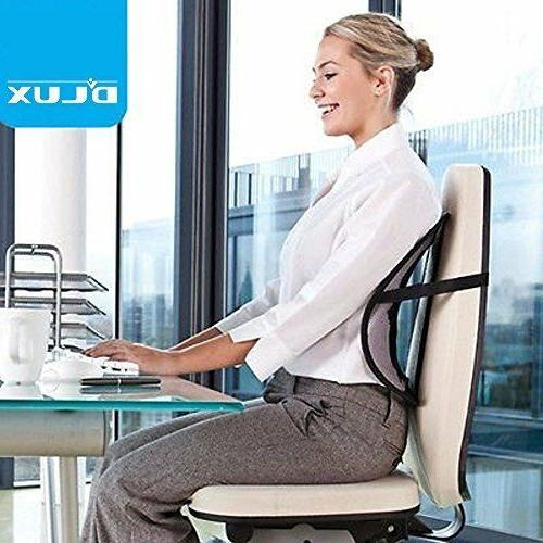 cool cushion vent mesh back lumbar support4your