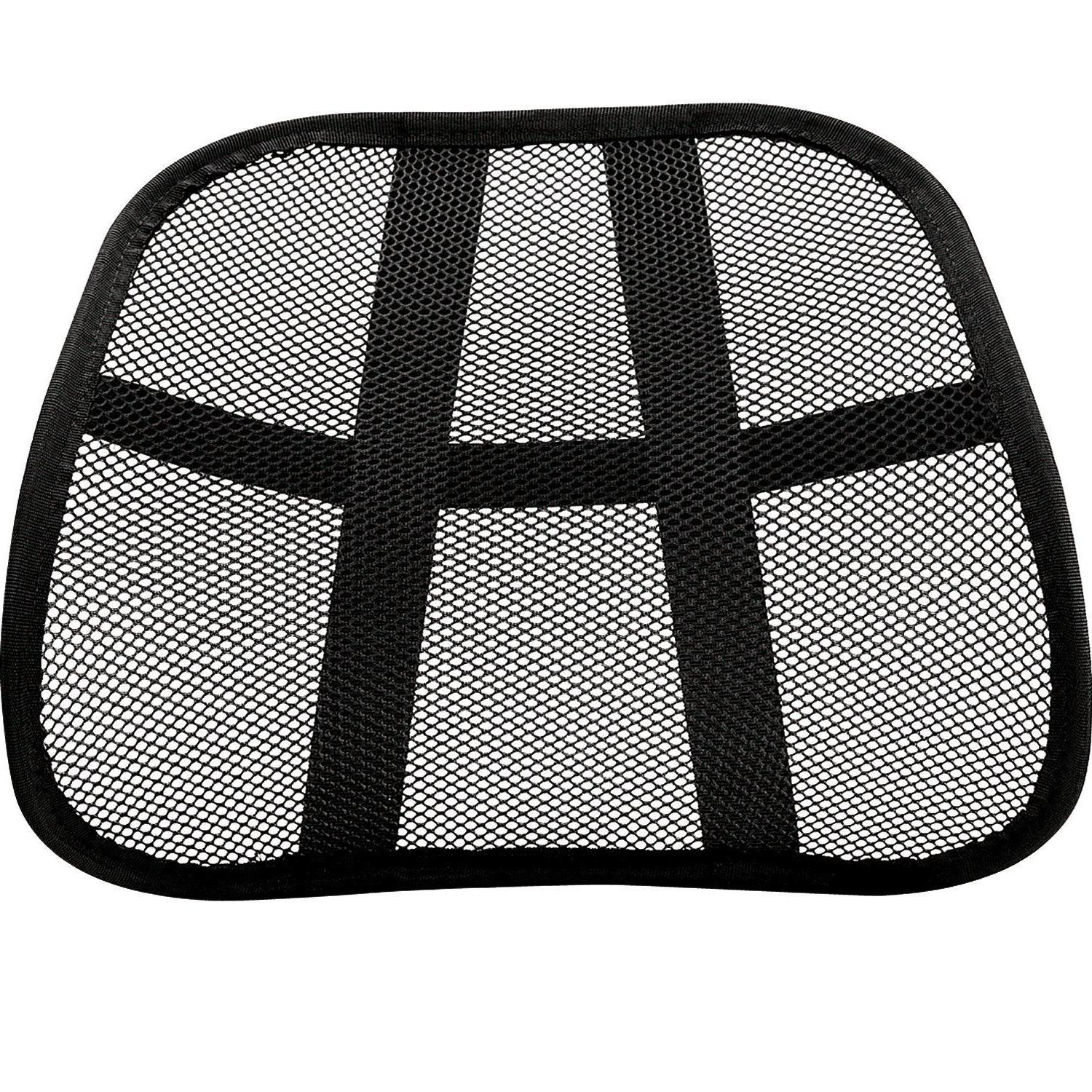 Cool Vent Back Lumbar Car Chair Seat