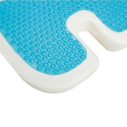 Cooling Cushion Memory Foam Plane Pillow Orthopedic