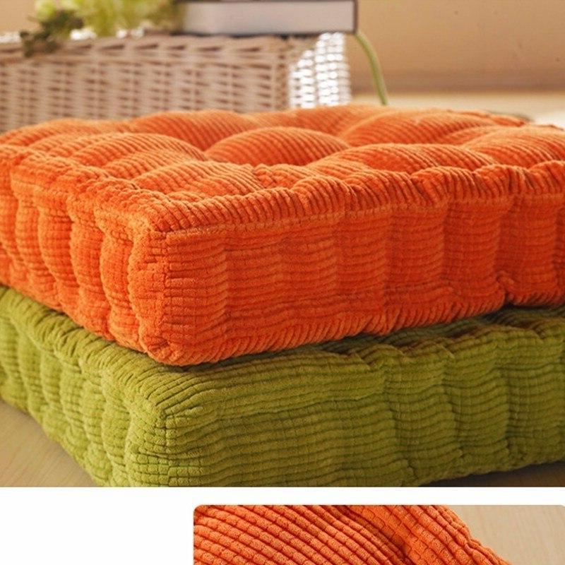 VOZRO Tatami <font><b>Seat</b></font> Office Chair Outdoor <font><b>Cushions</b></font> Textile Pillow Coussin Almofada