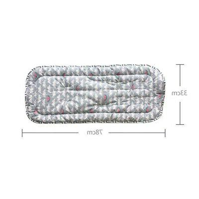 Cotton Liner Stroller Seat Mat Cushion Pad