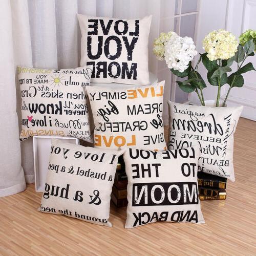 Decorative Throw Pillow Sofa Cushion