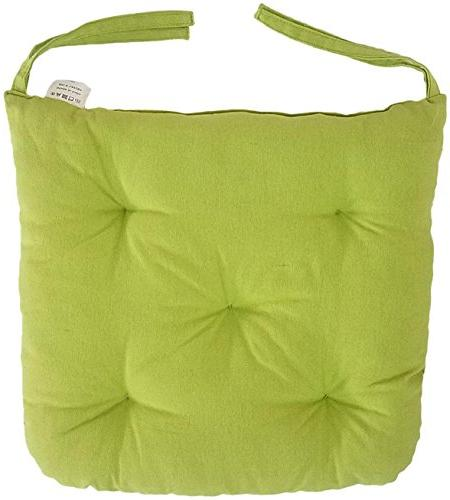 cotton round square chair cushions