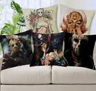Cushion Cover Horror Movie Murderers Pillow Cover Home Decor