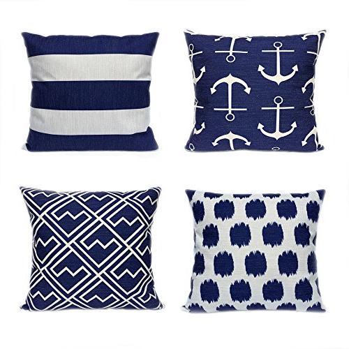 cushion covers simple geometric decorative