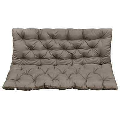 vidaXL for Swing Chair Hanging Backing Pillow