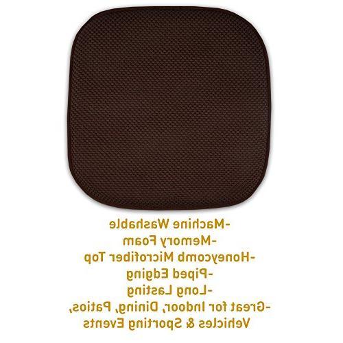 """4 Pack Foam Honeycomb x16"""" Cushion"""