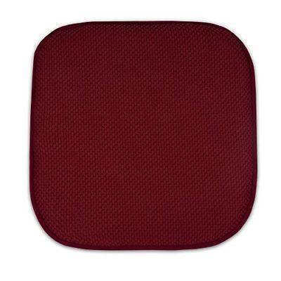 Sweet Home Cushion Memory Foam Chair Honeycomb Nonslip Back Seat