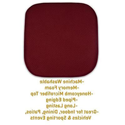 Sweet Memory Foam Honeycomb Nonslip Seat