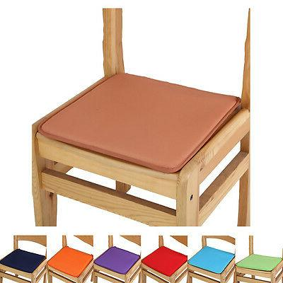 Cushion Chair Garden Indoor Dining Pad Tie