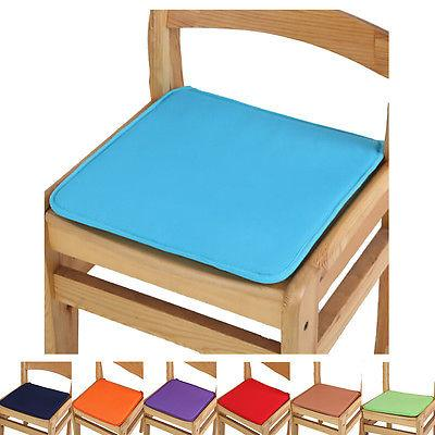 Cushion Office Chair Indoor Seat Pad Tie Patio