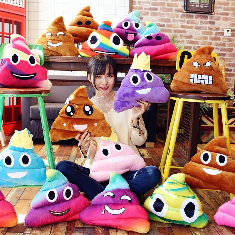 VILEAD Cute <font><b>Cushion</b></font> Pillow Almofada Stuffed Plush Toy Cojines <font><b>Seat</b></font> Pillow