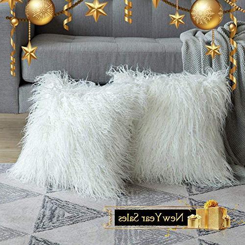 decorative luxury series white faux