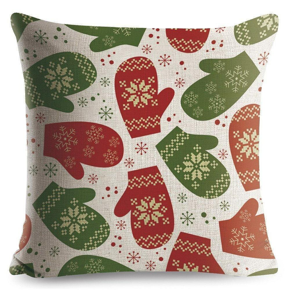 Decorative Merry Christmas Gift Seat Cushion