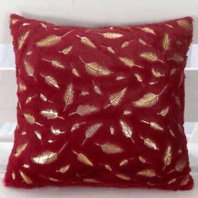 Decorative Sofa Durable Pillow Cushion Pillowcases