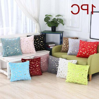 Decorative Seat Durable Cushion Pillowcases