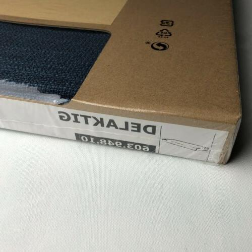 IKEA Seat Anthracite Dark Blue