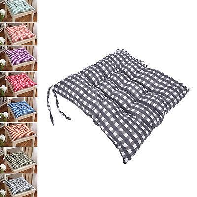 Dining Office Tie On Pad Cushion Kitchen DecorGX