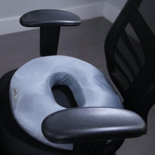 Aylio Firm Seat for Hemorrhoids, Prostate Relief,