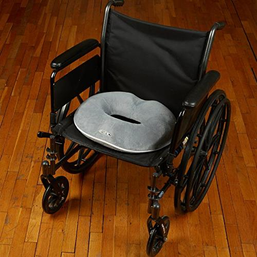 Aylio Donut Seat Cushion Prostate Pregnancy Pain, Pressure