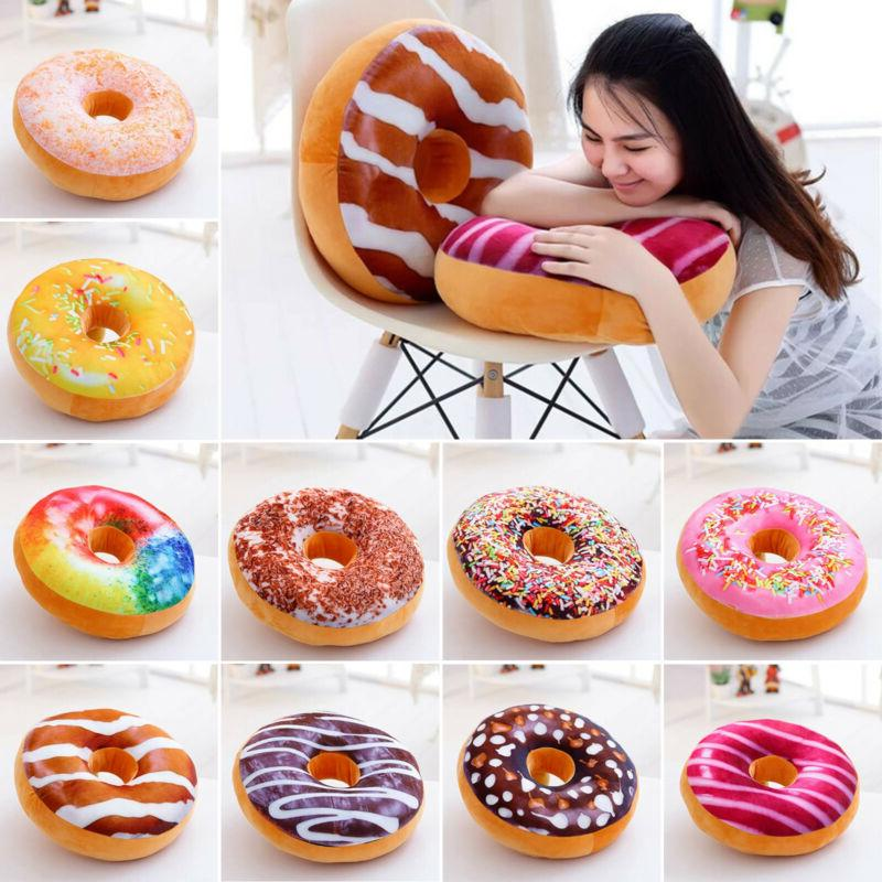 Donut Fruit Decor Dining Covers