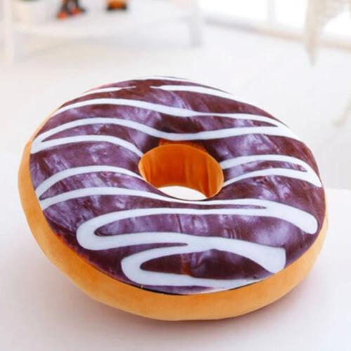 Donut Fruit Seat Pad Decor Covers
