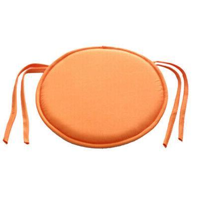 Round Seat Tie Cover Garden Outdoor Pillow