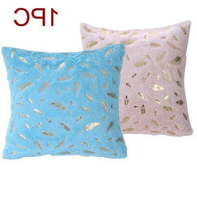 Durable Seat Fur Cushion Throw Decorative