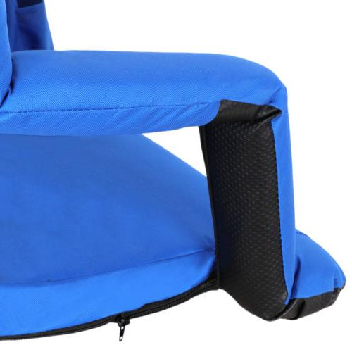 W/ Padded Cushion Backs