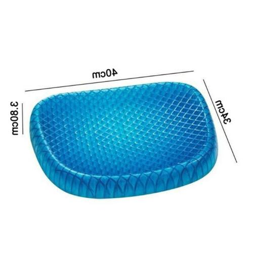 Egg Cooling Support Seat Cushion Non-Slip Breathable Cover